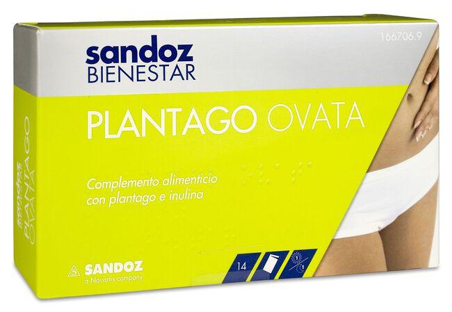 Sandoz Bienestar Plantago