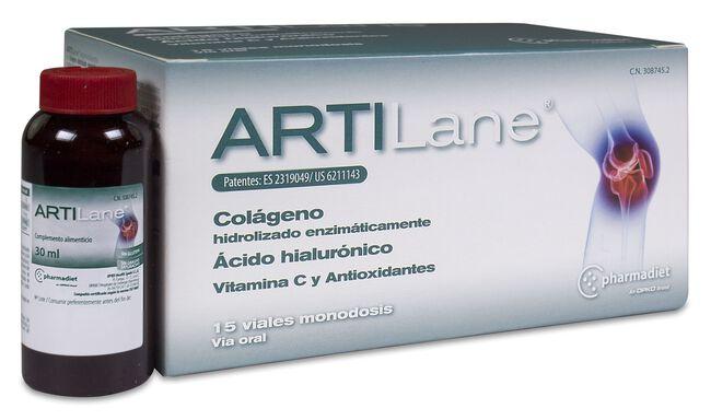 Artilane, 15 Viales