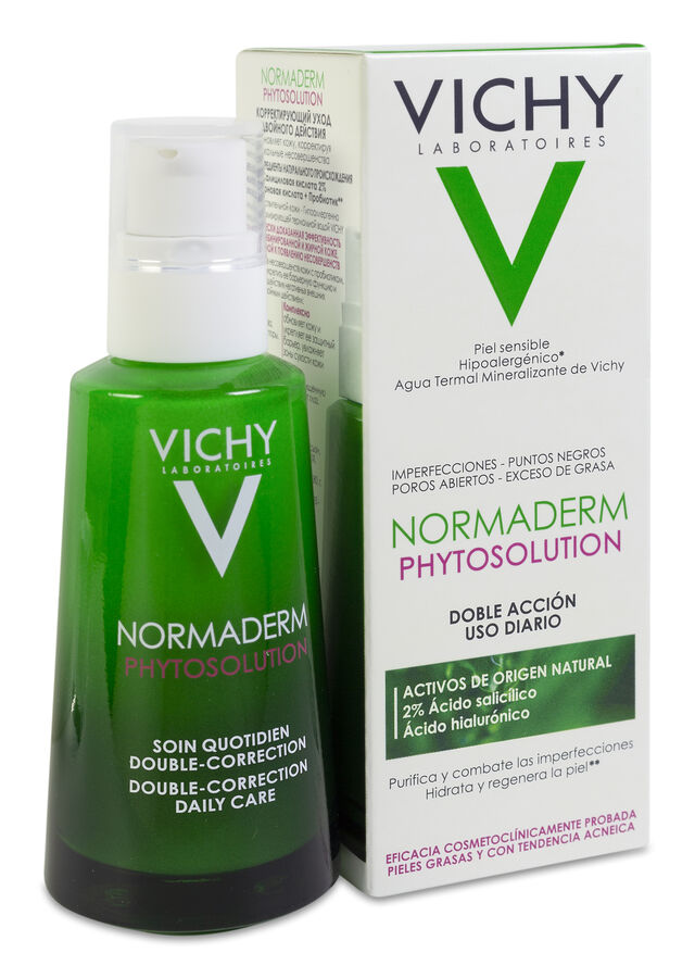 Vichy Normaderm Phytosolution, 50 ml
