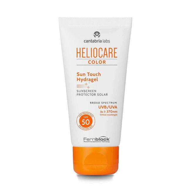 Heliocare Toque de Sol Crema Color SPF 50, 50 ml