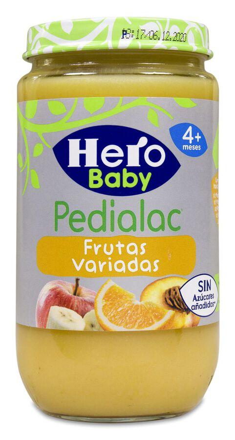 Hero Baby Pedialac Frutas Variadas, 235 g