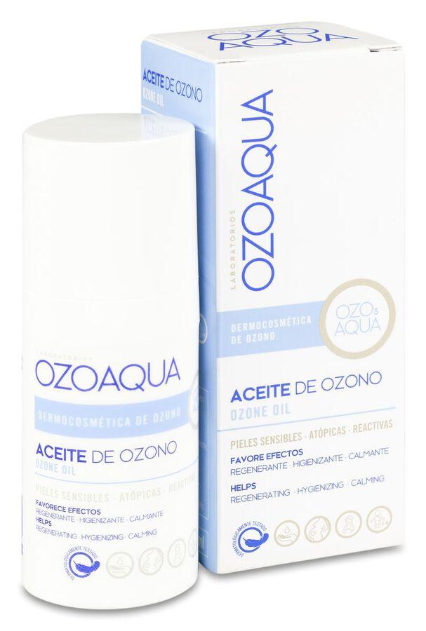 Ozoaqua Aceite de Ozono, 15 ml