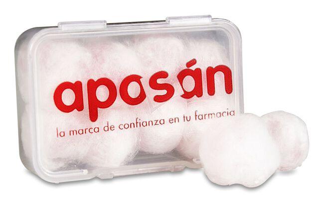 Aposán Tapones de Cera, 8 Uds