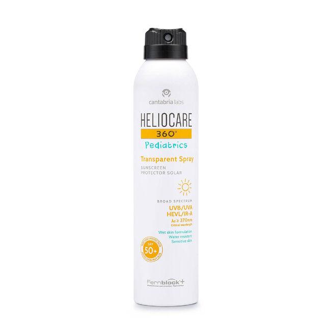 Heliocare 360º Pediatrics Spray SPF 50+, 200 ml