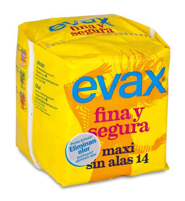 Evax Fina y Segura Maxi, 13 Uds