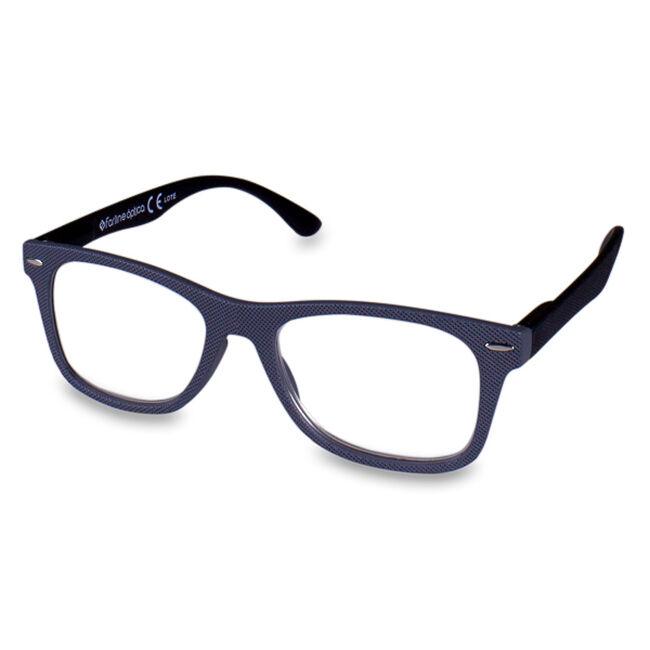 Farline Gafas de Presbicia Milán Gris 2,5, 1 Ud