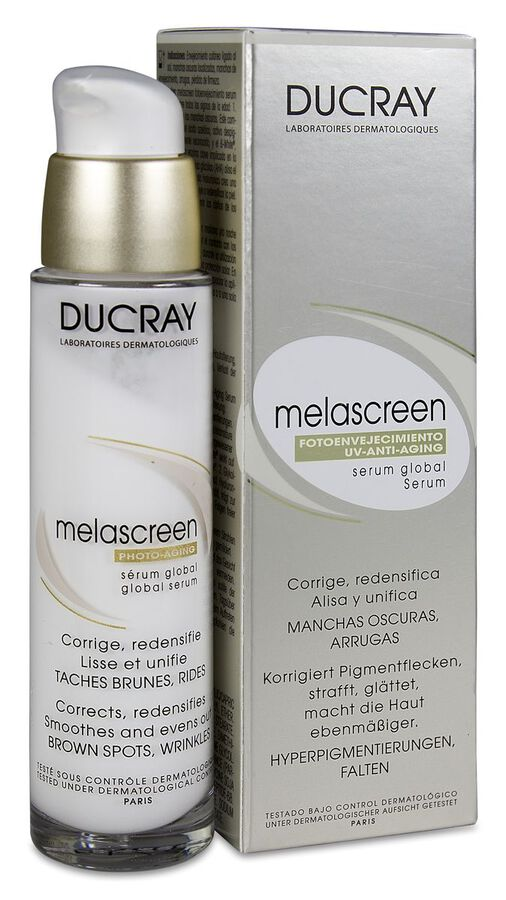 Ducray Melascreen Fotoenvejecimiento Serum Global, 30 ml