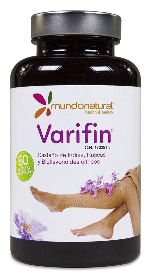Varifin, 60 Cápsulas