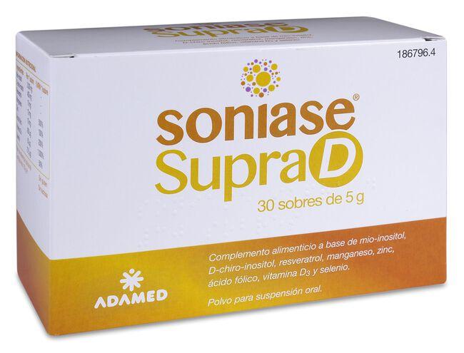 Soniase Supra D, 30 Sobres