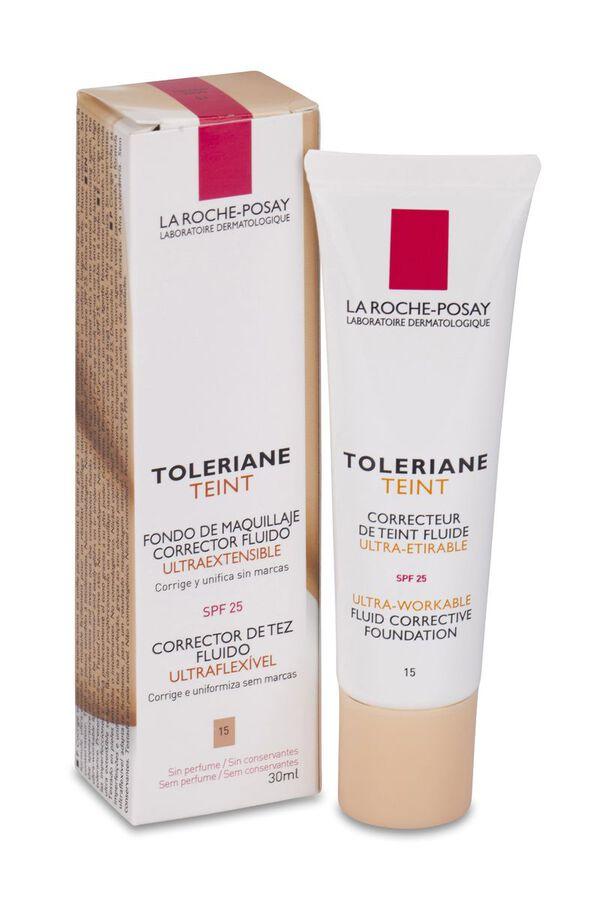 La Roche-Posay Toleriane Teint Fluido Nº 15 Dorado, 30 ml