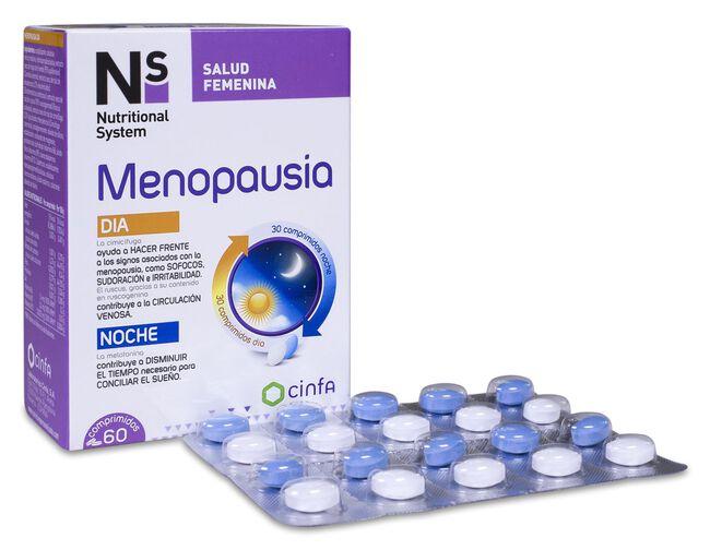 Ns Menopausia, 60 Comprimidos