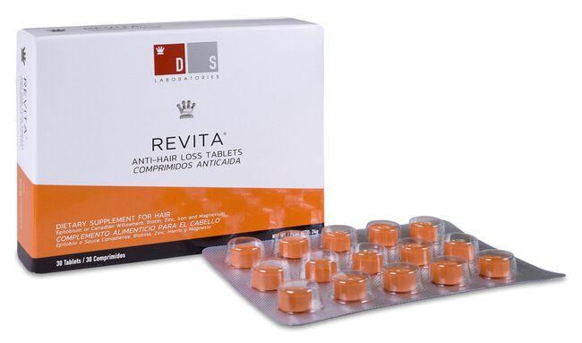 Revita Anticaída, 30 Comprimidos