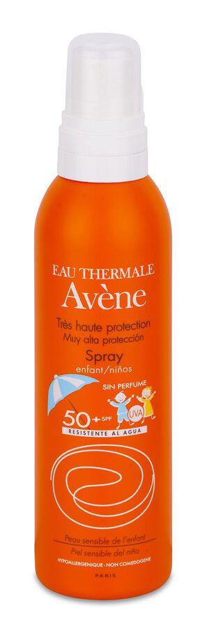Avène Solar Spray Niños SPF 50+, 200 ml