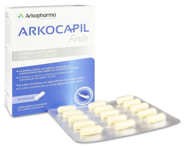 Arkocapil Forte, 60 Cápsulas