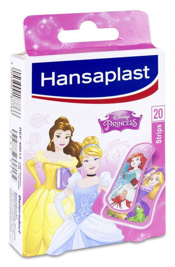 Hansaplast Apósitos Infantiles Princesas, 20 Uds