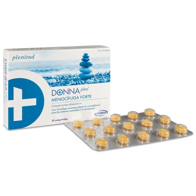 DONNAplus Menocifuga Forte, 30 Comprimidos