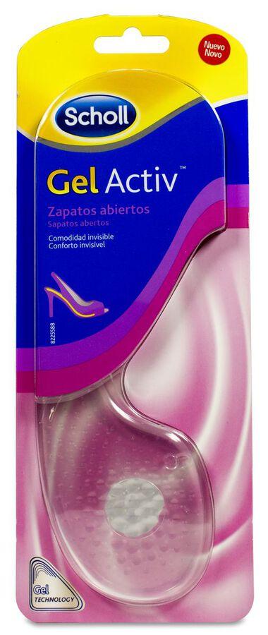 Scholl Plantilla GelActiv Zapatos Abiertos, 1 Par image number null