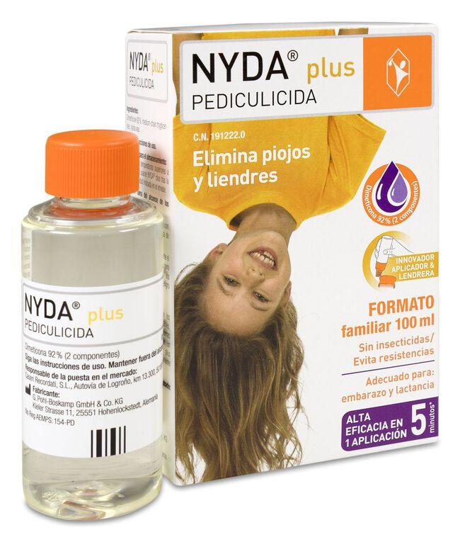 Nyda Plus Pediculicida, 100 ml