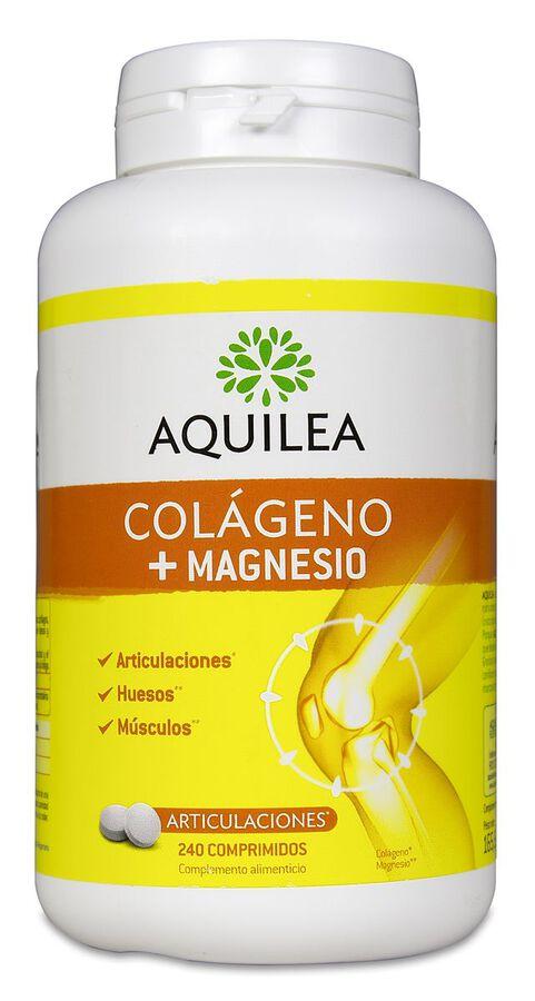 Aquilea Articulaciones Colágeno + Magnesio, 240 Comprimidos
