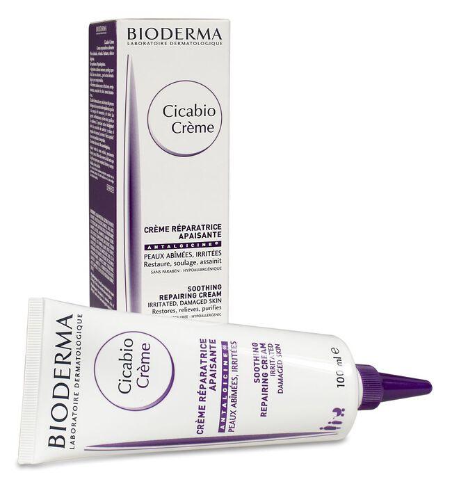 Bioderma Cicabio Crema Reparadora Hidratante, 100 ml