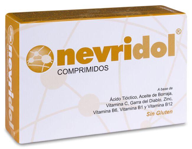 Nevridol, 40 Comprimidos