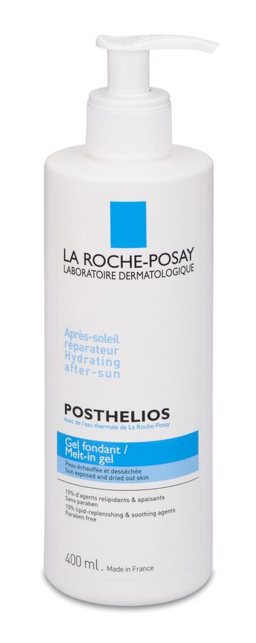 La Roche-Posay Posthelios Leche Rostro y Cuerpo, 400 ml