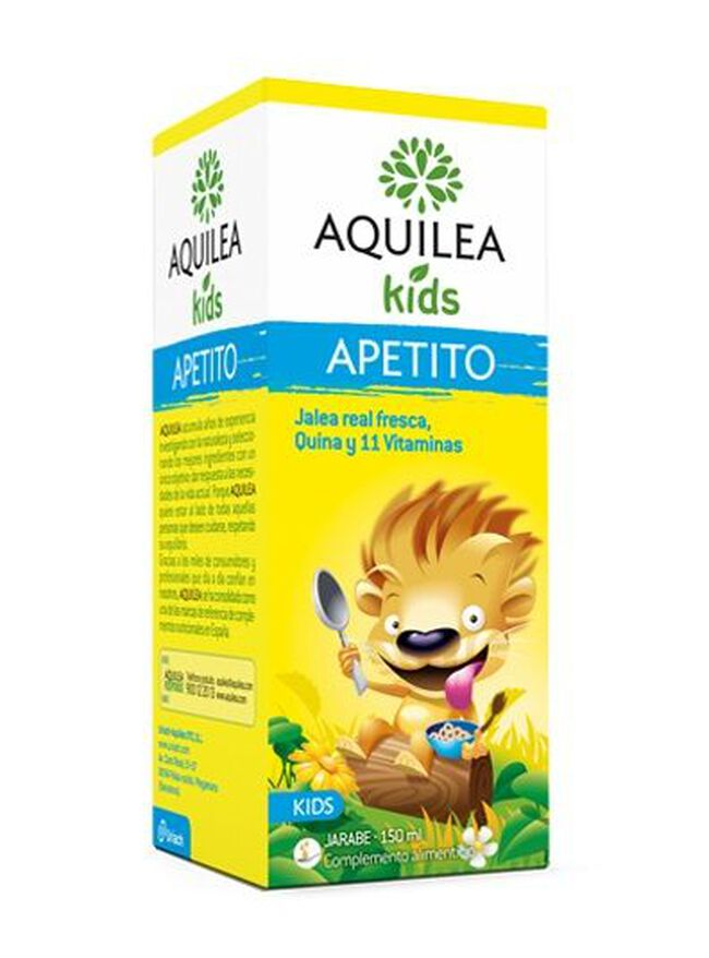 Aquilea Kids Apetito, 150 ml