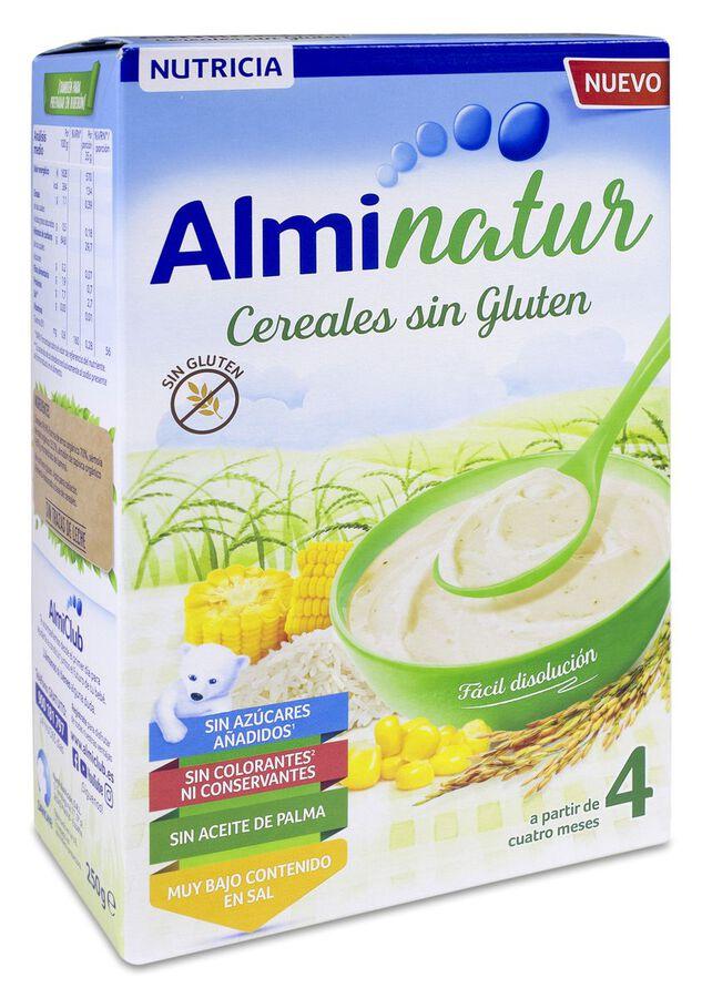 Alminatur Cereales sin Gluten, 250 g