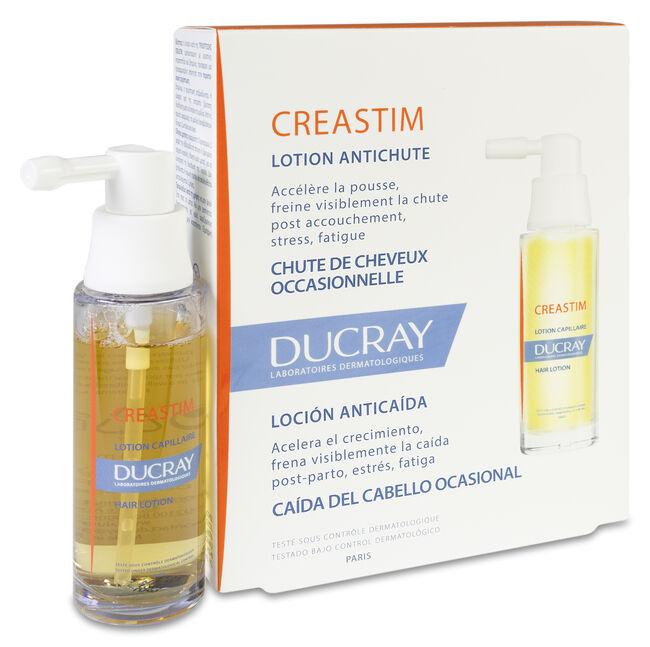 Ducray Creastim Loción Anticaída, 2 frascos x 30 ml