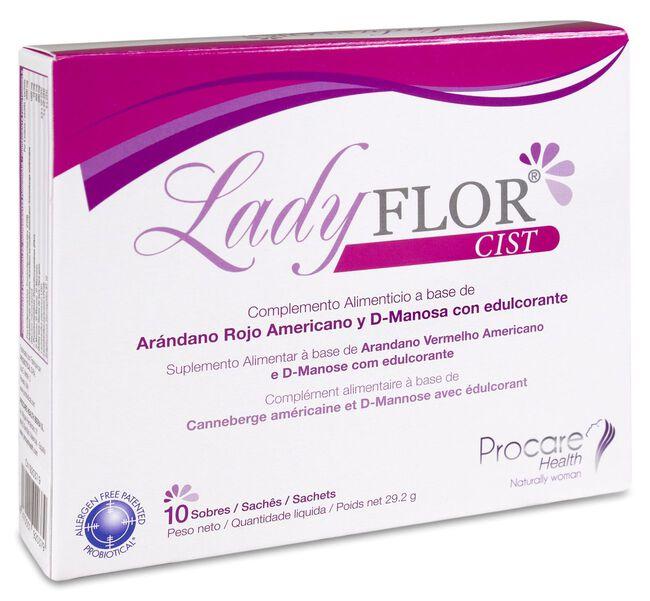 Ladyflor Cist, 10 Sobres