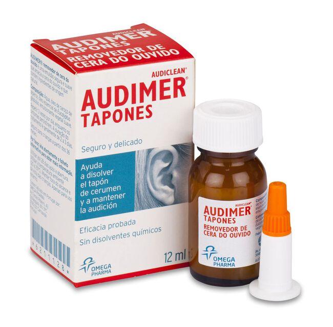Audimer Tapones, 12 ml