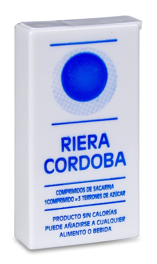 Riera Córdoba Sacarina, 200 Comprimidos