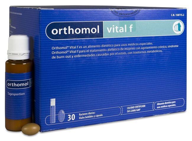 Orthomol Vital F, 30 Uds