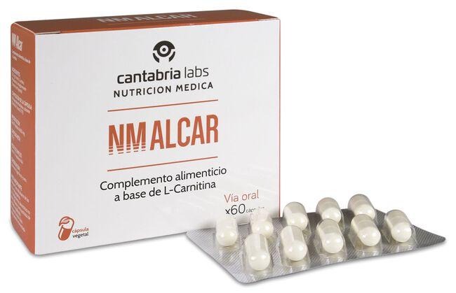 NM Alcar, 60 Cápsulas