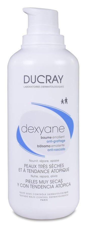 Ducray Dexyane Bálsamo Emoliente, 400 ml