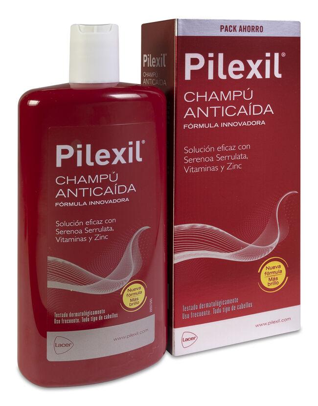 Pilexil Champú Anticaída, 500 ml