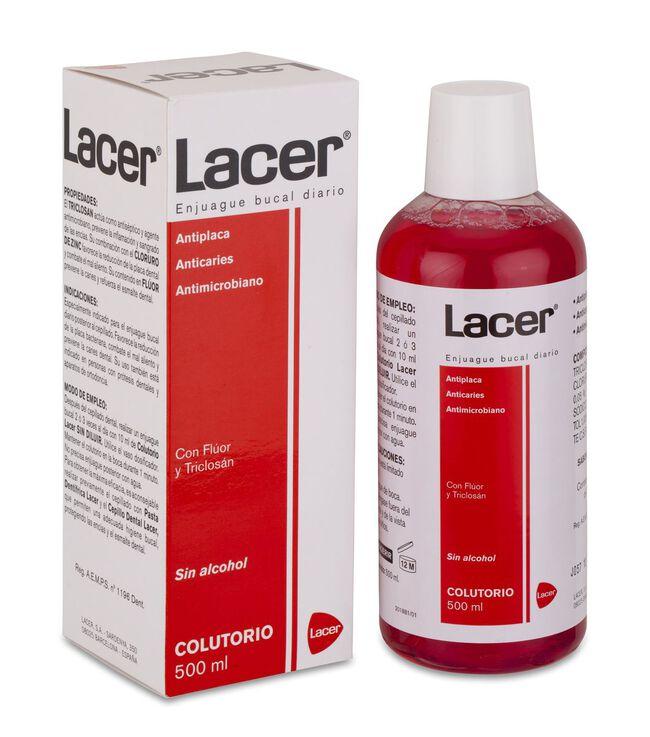 Lacer Colutorio, 500 ml