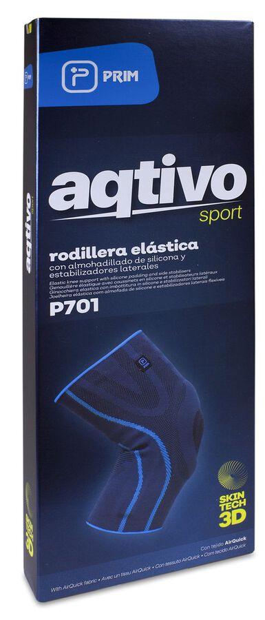 Prim Aqtivo Sport Rodillera con Estabilizadores Talla M, 1 Ud