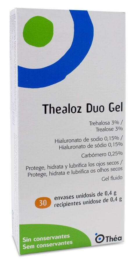 Thealoz Duo Gel, 30 Uds