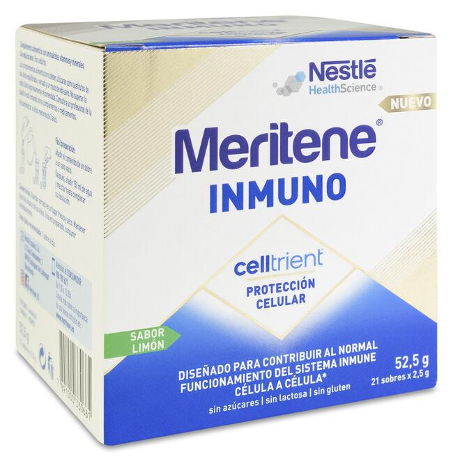 Nestlé Meritene Inmuno, 21 sobres x 2,5 g