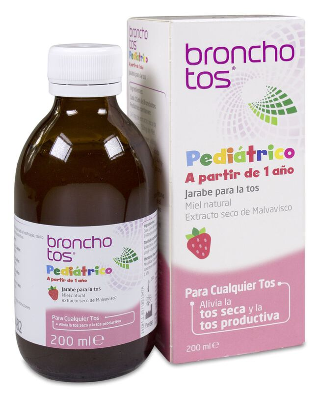 Bronchotos Pediátrico, 200 ml