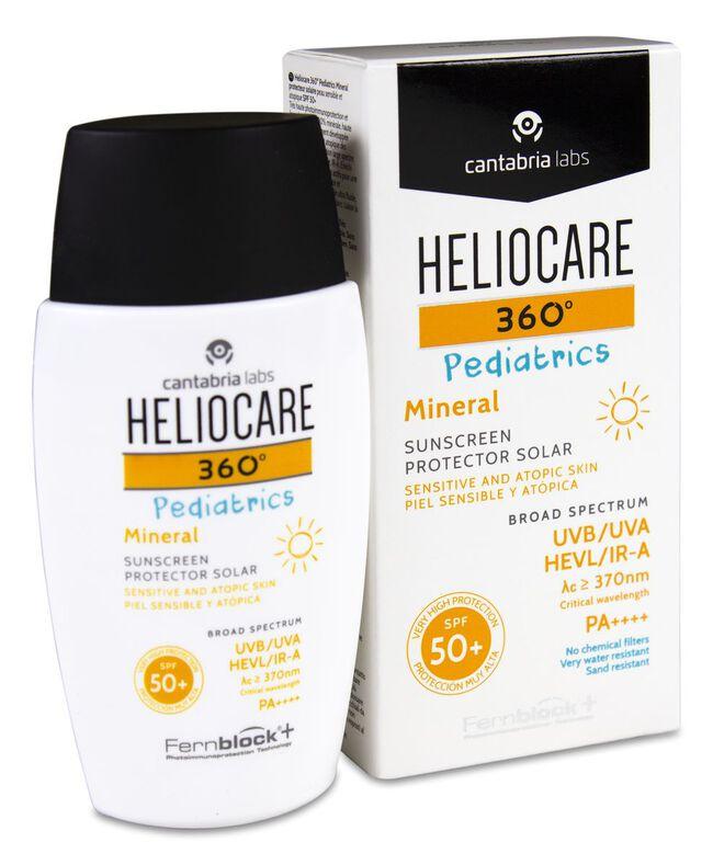 Heliocare 360º Pediatrics Mineral, 50 ml
