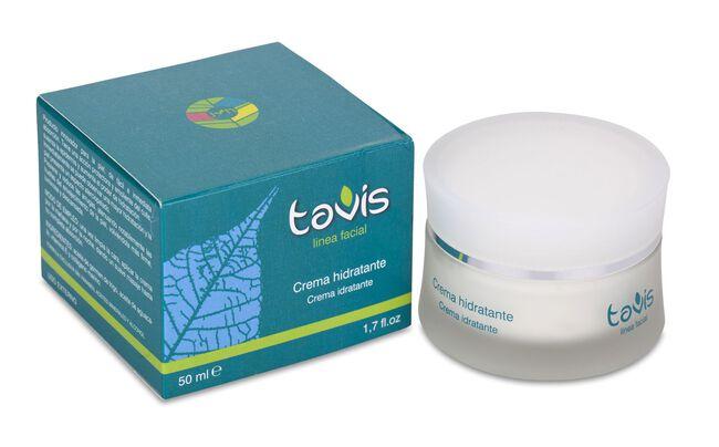Dermax Tavis Crema Hidratante Facial, 50 ml