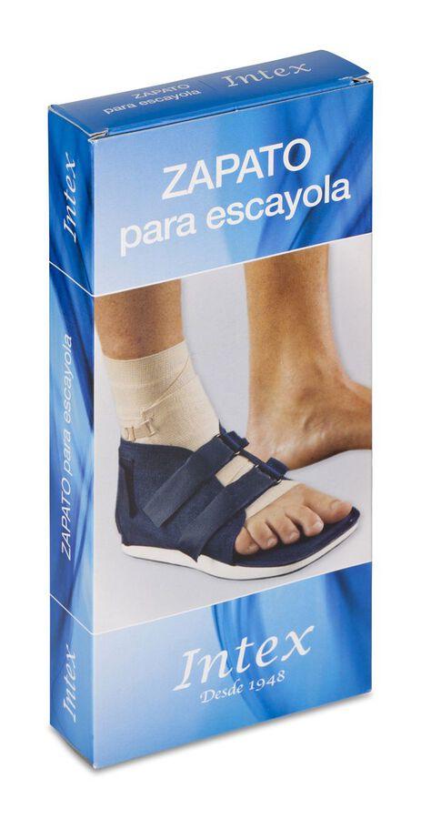 Intex Zapato para Escayola Talla Grande Número 3, 1 Ud