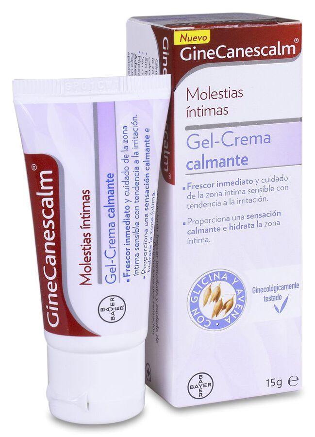 GineCanescalm Gel-Crema Calmante, 15 g