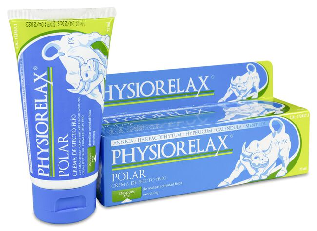 Physiorelax Polar, 75 ml