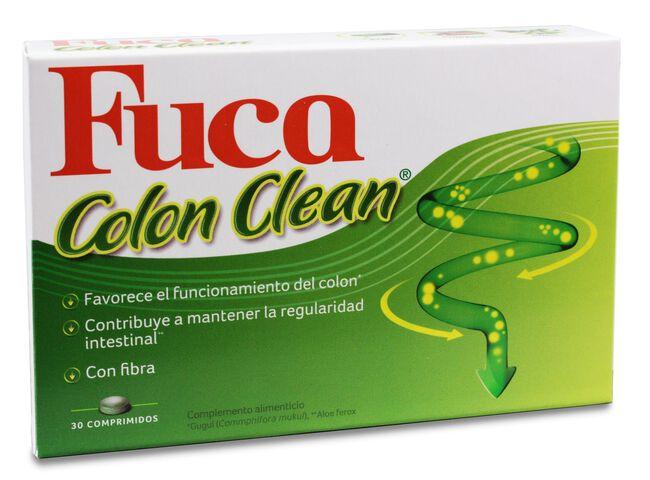 Fuca Colon Clean, 30 Comprimidos