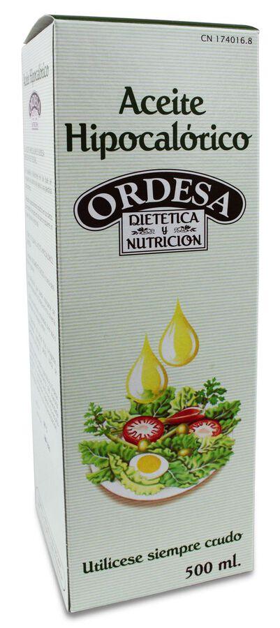 Ordesa Aceite Hipocalórico, 500 ml