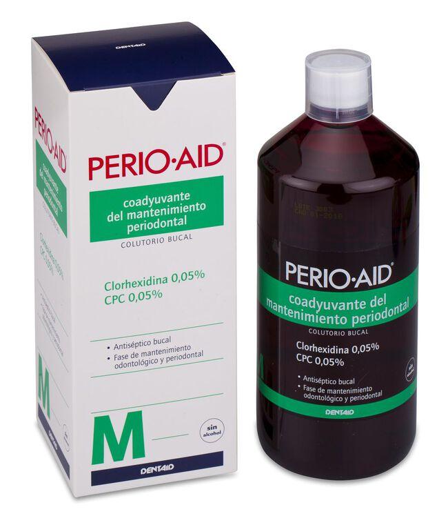 Perio Aid Clorhexidina 0,05% Colutorio, 1 L