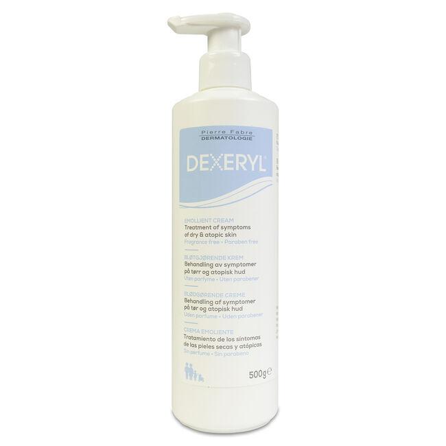 Dexeryl Crema Emoliente, 500 g